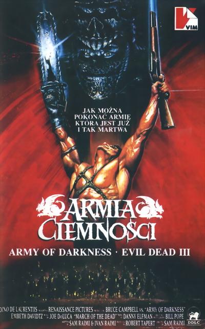 Armia ciemności / Army of Darkness