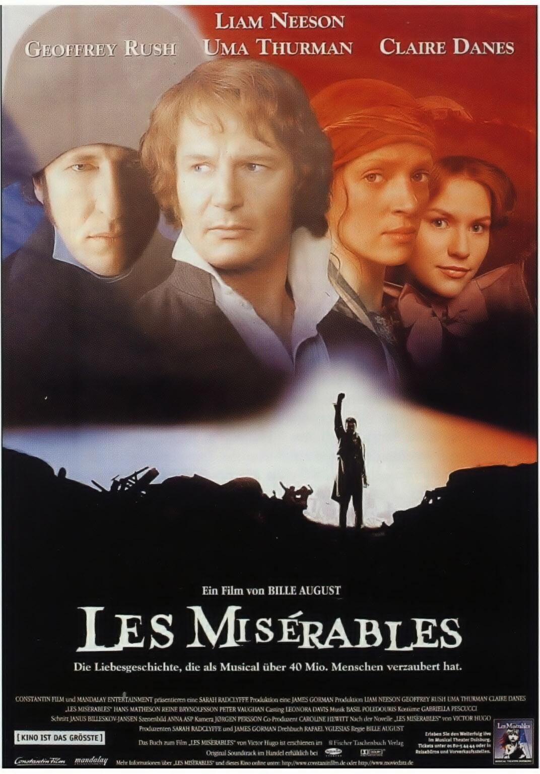 Nędznicy / Les Misérables