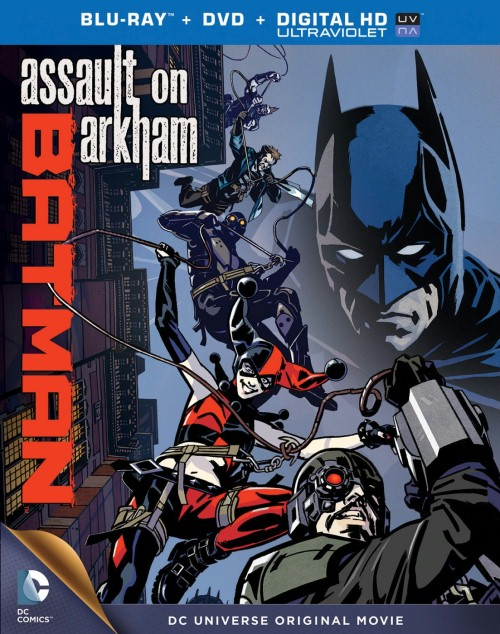 Batman: Atak na Arkham / Batman: Assault on Arkham