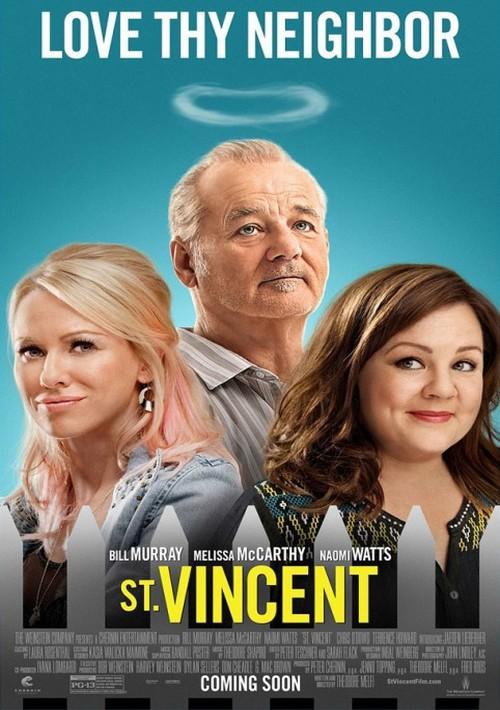 Mów mi Vincent / St Vincent