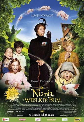Niania i wielkie bum / Nanny McPhee and the Big Bang