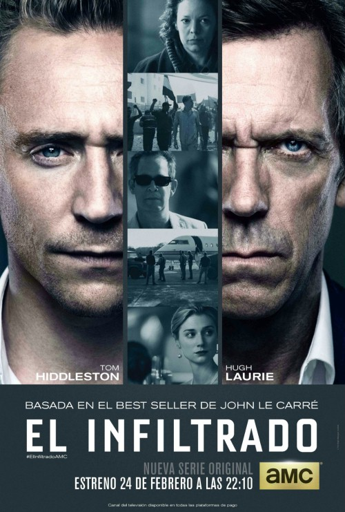 Nocny recepcjonista / The Night Manager (Sezon 1)