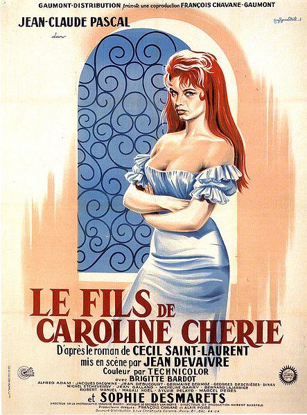 Syn Kochanej Karoliny / Le Fils De Caroline Chérie