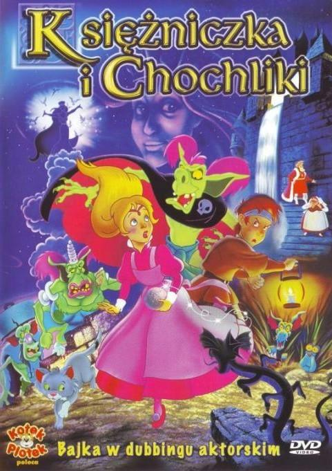 Księżniczka i Chochliki / The Princess and the Goblin
