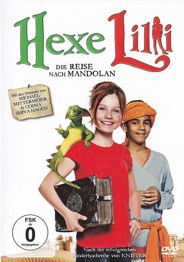 Czarodziejka Lili:Smok i magiczna księga / Hexe Lilli Der Drache und das Magische Buch