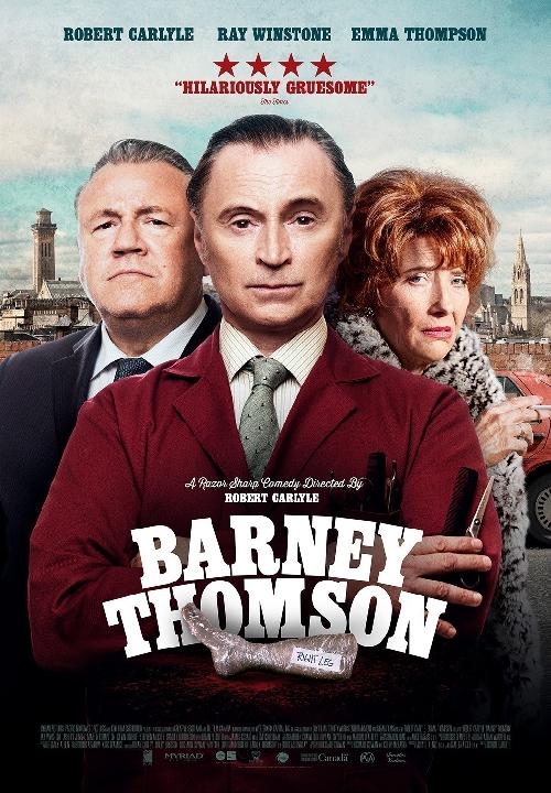 Legenda Barneya Thomsona / The Legend of Barney Thomson