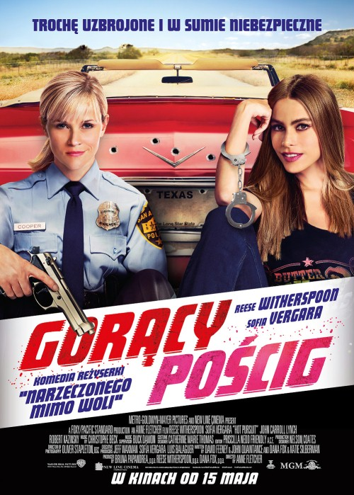 Gorący pościg / Hot Pursuit