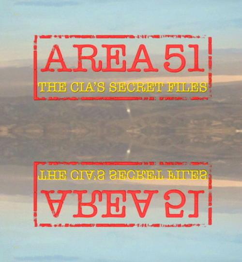 Strefa 51 Tajne Archiwa CIA / Area 51: The CIA's Secret Files