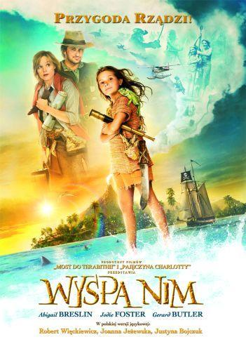 Wyspa Nim / Nims Island