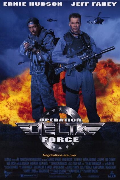 Operacja Delta Force / Operation Delta Force
