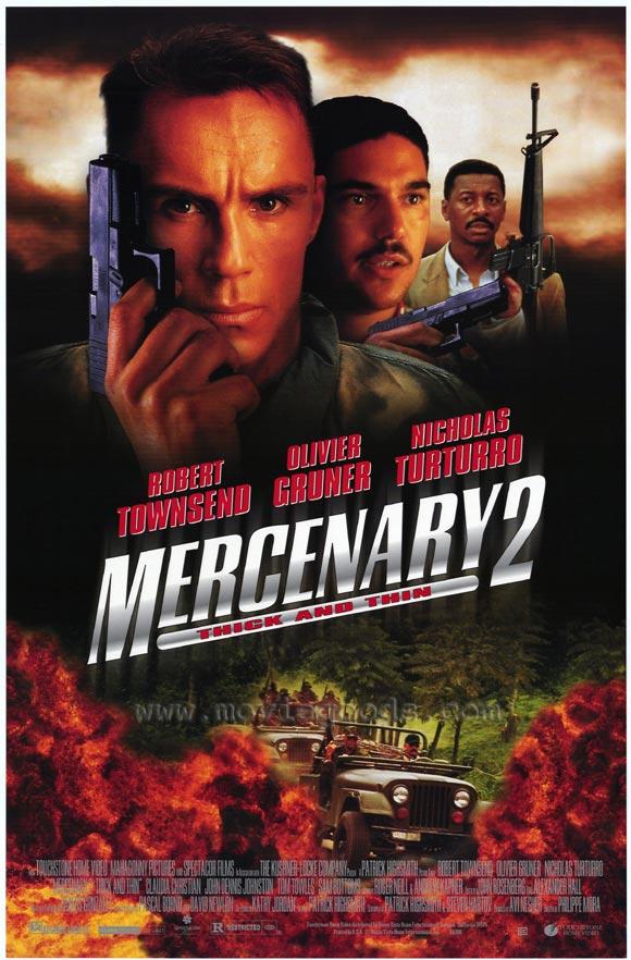 Najemnik II / Mercenary II: Thick and Thin