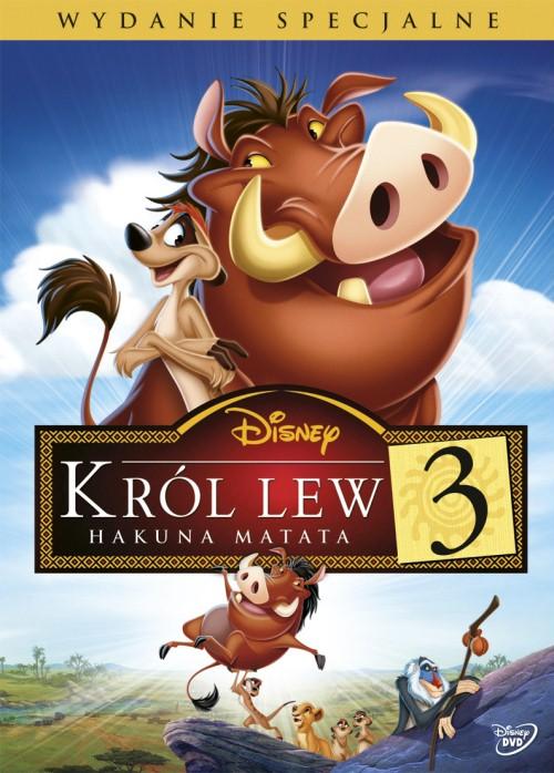 Król Lew 3: Hakuna Matata / The Lion King 1 1/2